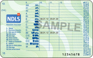 how to get points back on drivers license