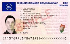 Photo of Licence