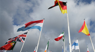 flags of different countries