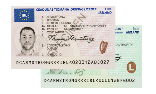 changing address on driving licence online